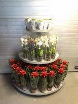 Blomsterbord Halv