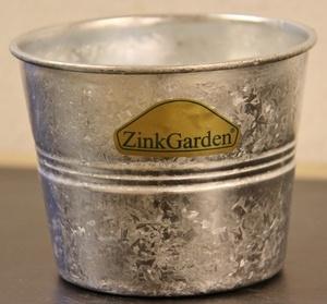 Blomkruka i zink 1 L