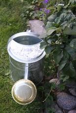 Vattenkanna 9 L zink